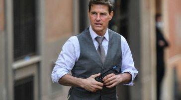 Tom Cruise infuriato, rubata l'auto della sua bodyguard con dentro tutti suoi bagagli per un valore di migliaia di sterline