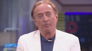 """Accuse di sessimo, Amedeo Goria si scusa dopo l'incontro con la figlia Guenda: """"Mi sono ricomposto"""""""