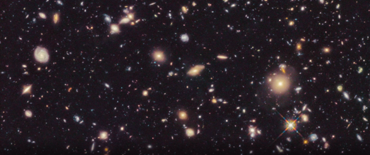 How many galaxies are there in the universe