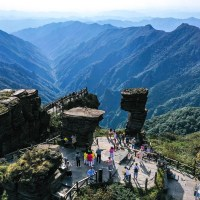 Villagers near world heritage site embrace new life with tourism boom; Wu Si & Peng Peigen; Xinhua