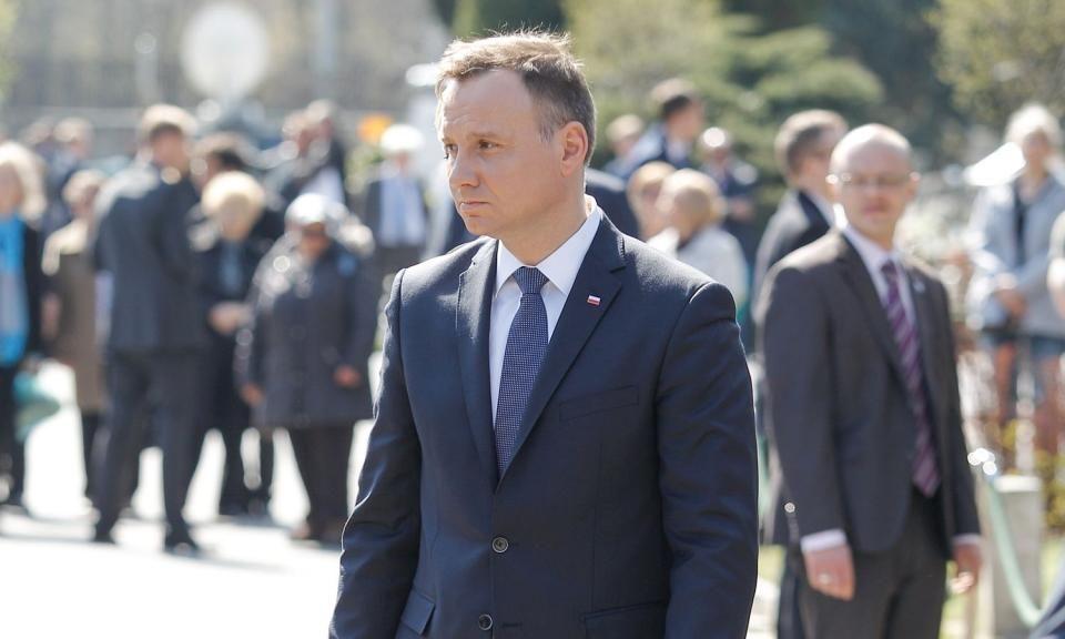 Andrzej Duda nie ma zbyt wielu sojuszników.