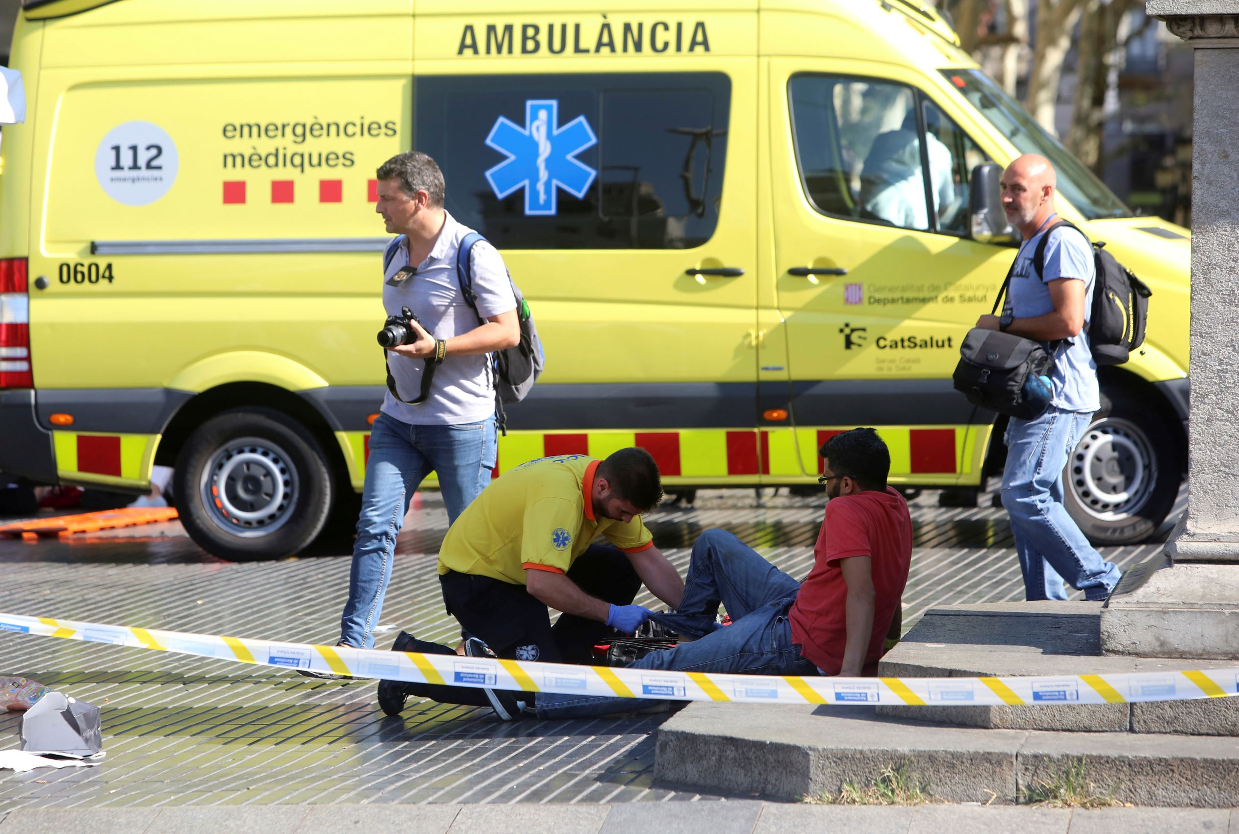 Barcelona terror: Police shoot-out after second possible attack