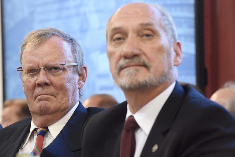 Wacław Berczyński, Antoni Macierewicz