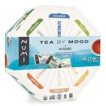 Numi Organic Tea By Mood Gift Set 40 Count Tea Bag Assortment Premium Organic Black Pu Erh Green Mate Rooibos Herbal Teas Packaging May Vary