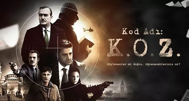 Kod Adı K.O.Z  (IMDb Puanı: 1,6)