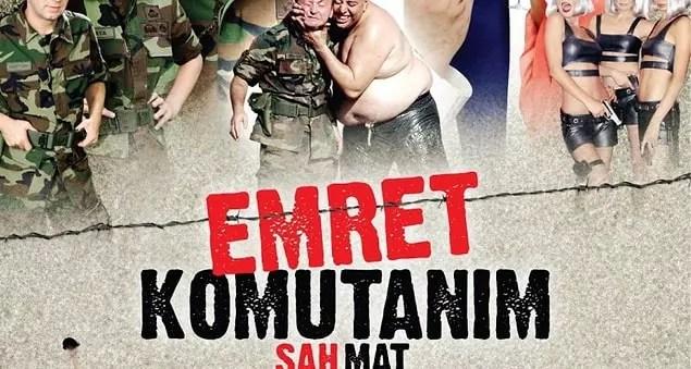Emret Komutanım Şah Mat (IMDb Puanı: 1,8)