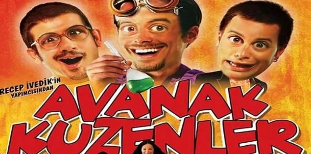Avanak Kuzenler (IMDb Puanı: 2,5)