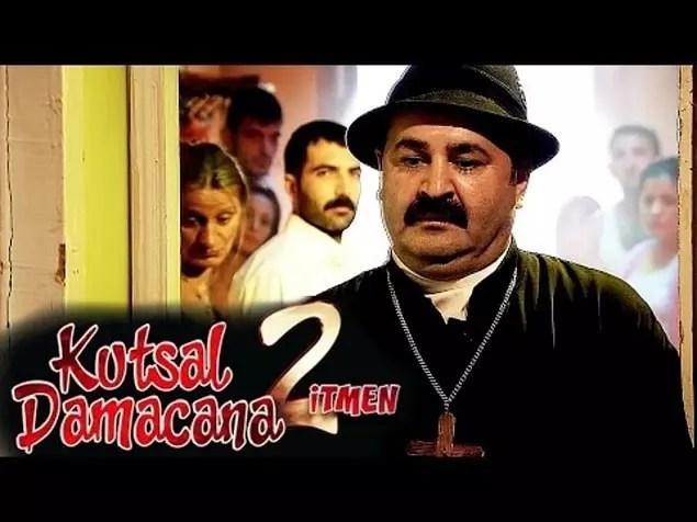 Kutsal Damacana 2: Itmen (IMDb Puanı: 2,7)