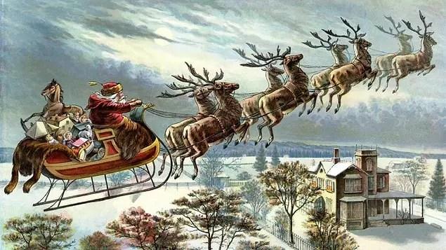 """Günümüzde Noel'in karlı geçmesinin beklenmesi, Charles Dickens'ın romanlarında bu dönemi karlı olarak betimlemesinden kaynaklanır. Dickens'ın çocukluğu """"Mini Buzul Çağı"""" zamanına denk geldiği için küçüklüğünde Noel'ler hep karlı geçmiştir ve kitaplarına da böyle yansımıştır."""