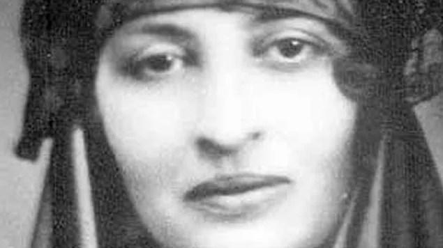 Halide Onbaşı (Halide Edip Adıvar) (1884-1964)