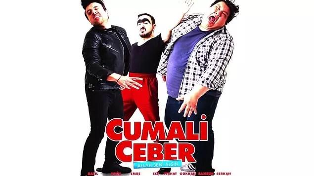 Cumali Ceber: Allah Seni Alsın (IMDb Puanı: 1,3)