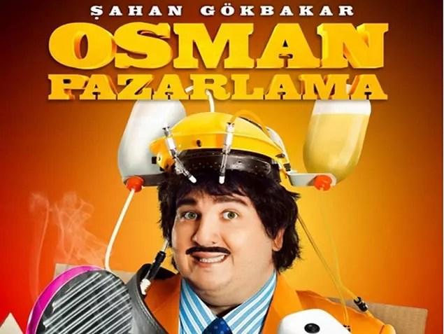 Osman Pazarlama (IMDb Puanı: 3,2)