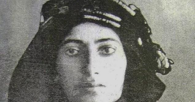 Fatma Seher Erden (Erzurumlu Kara Fatma)