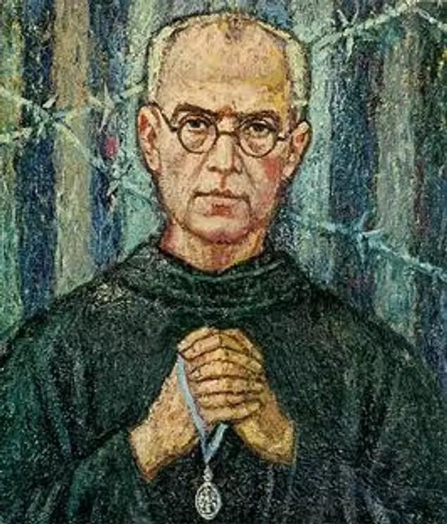 Peder Maximilian Kolbe 13. Bina'nın alt katında diğer kurbanlarla birlikte ölüme terk edilmişti.