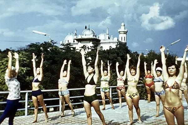 Право на бесплатное санаторно-курортное лечение в СССР