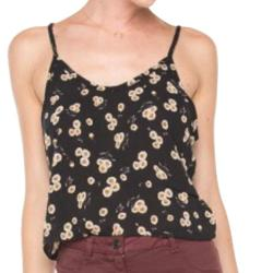 01bf7ca965540d Brandy Melville Sunflower Tank Top cami Size Os (One Size) Tradesy