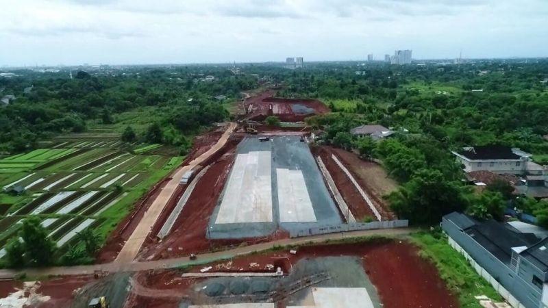 Jalan Tol Kunciran-Serpong Ditargetkan Rampung November 2018 : Okezone Economy