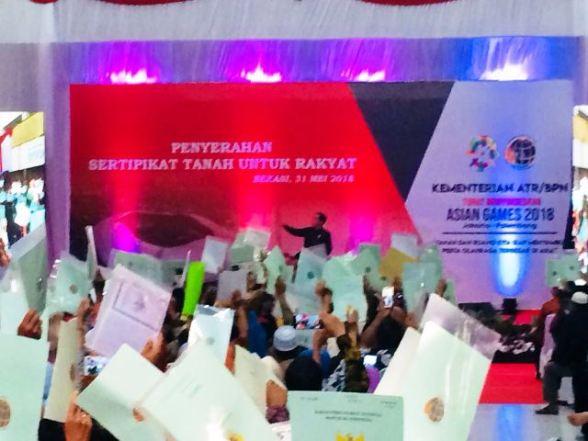 Presiden Jokowi. (Foto: Fakhrizal Fakhri/Okezone)