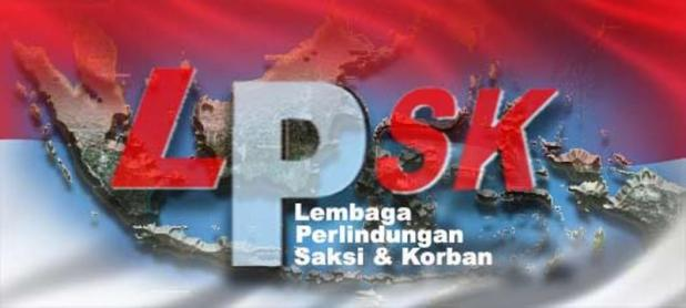 Ilustrasi LPSK. (Foto: Ist)