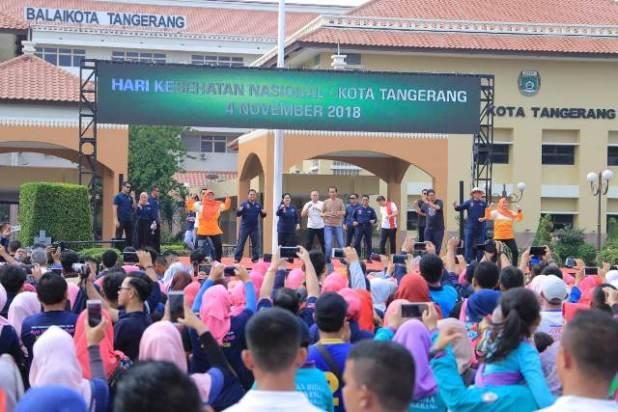 (Foto: Anggun Tifani/Okezone)