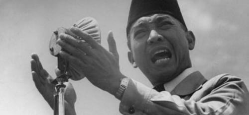 Ir Soekarno (foto: Ist)