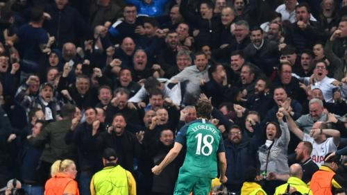 Fernando Llorente memastikan kelolosan Tottenham Hotspur (Foto: UEFA)
