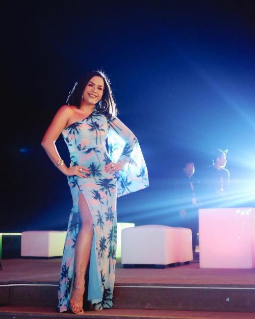 Melaney Ricardo dress