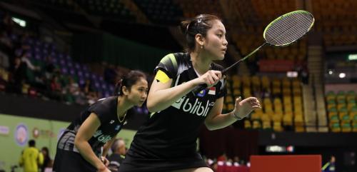 Ketut/Tania terhenti di 16 besar Hong Kong Open 2019