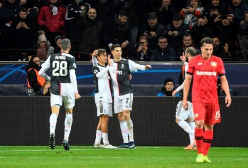 Bayer Leverkusen vs Juventus