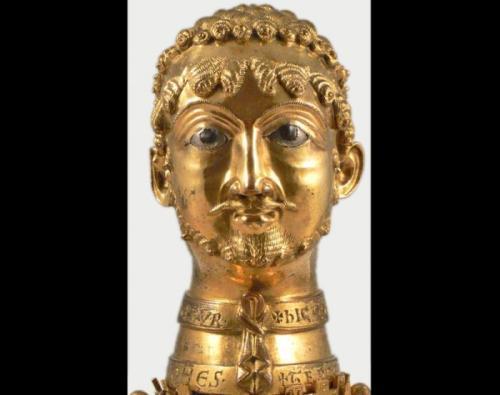 Patung Frederick Barbarossa I (foto: Wikipedia)