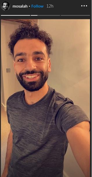 Tak Lagi Kribo, Mohamed Salah Pamer Gaya Rambut Baru di Instagram ...