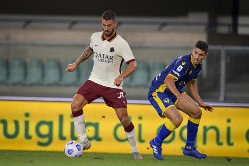 Hellas Verona vs AS Roma