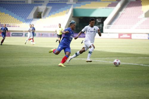Arema FC vs Persikabo (Foto: PSSI)