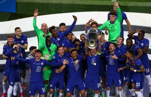 Para pemain Chelsea