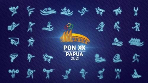PON XX Papua 2021 (Foto: Instagram/@ponxx2020papua)