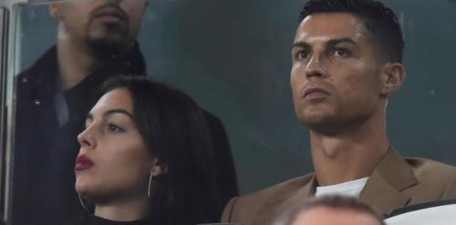 Cristiano Ronaldo dan Georgina Rodriguez