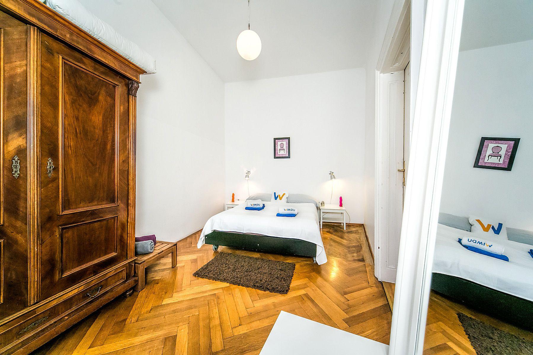 Acogedor apartamento parejas en gerasdorf bei wien. Apartamentos en Viena desde 20€ - Alojamiento Hundredrooms