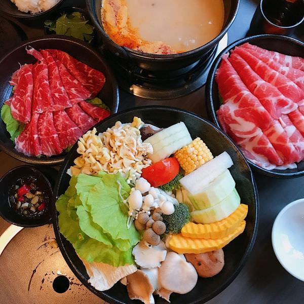 (台南美食/東區)黑亼養身鑄鐵鍋~養生鍋物好選擇~