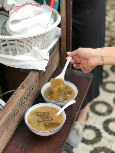 (台南)綠豆皮