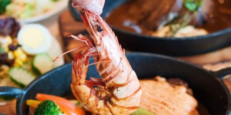 (台南美食/東區)好田洋食~來自好田,自然鮮甜。主餐360起即可享用鮮食自助吧無限暢食!
