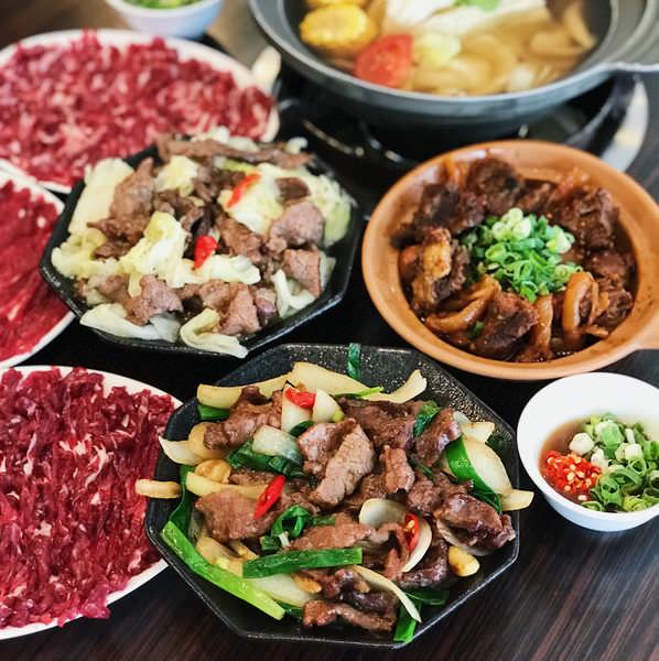 (台南美食/中西區)上牛村溫體牛肉爐~除了新鮮Q彈的溫體牛肉還有別家吃不到的招牌香滷盅,吮指回味!