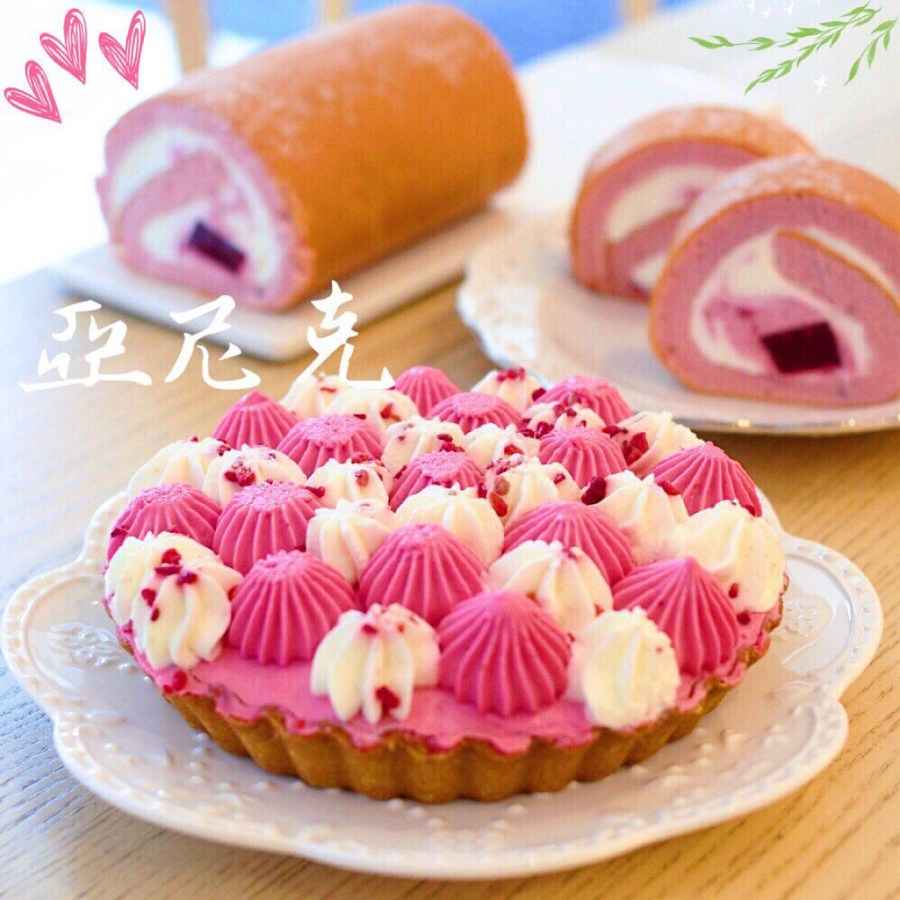 (台南美食/團購美食)亞尼克菓子工房~新品上市~粉紅派對來襲~最愛亞尼克生乳捲~
