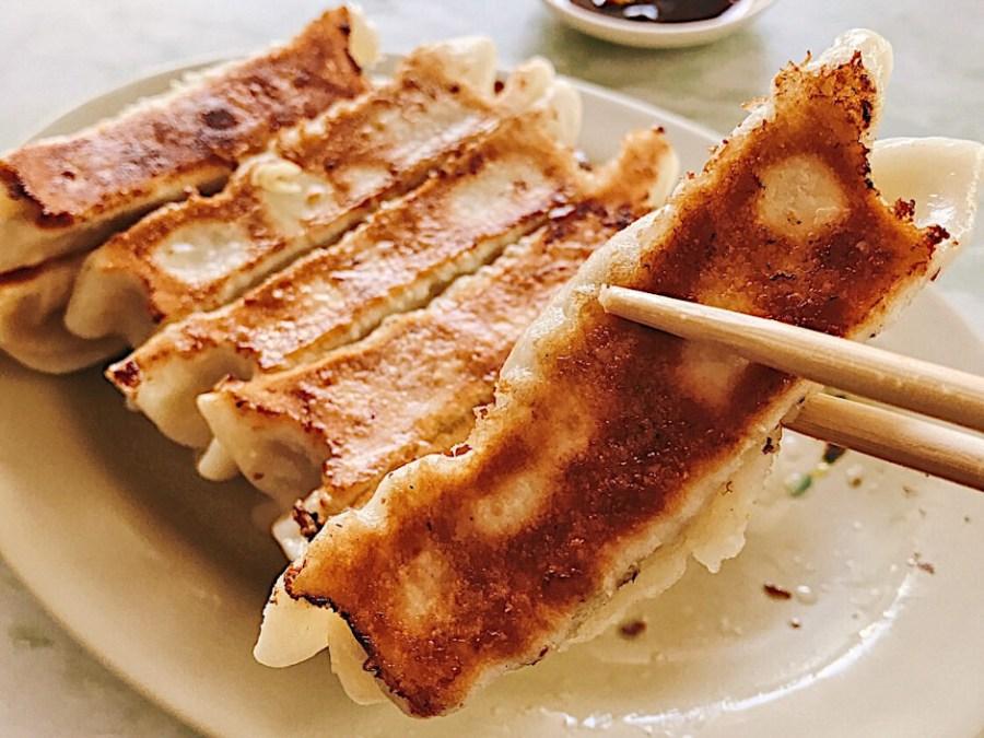 (台南美食/北區)南園街鍋貼~號稱全台南最好吃的鍋貼!