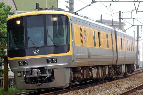 【JR西】城東貨物線定期検測
