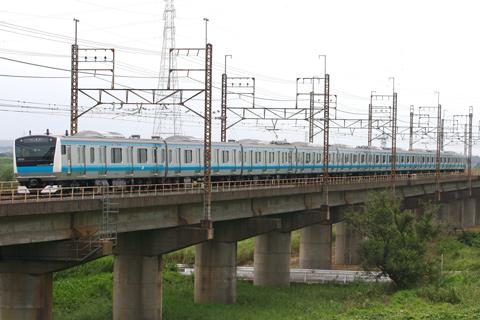 【JR東】E233系ウラ102編成東急出場