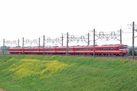 【東武】1819F使用の臨時快速