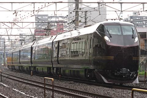 【JR東】E655系団臨で山梨へ