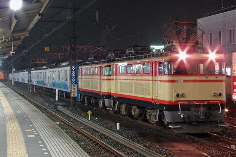 【西武】30000系38104F甲種輸送