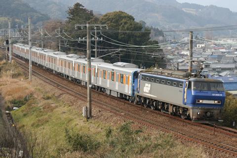 【東武】50050系51062F甲種輸送