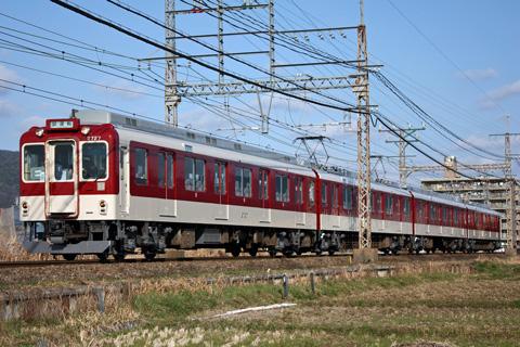 【近鉄】2610系2627F(X27)試運転